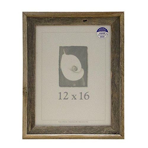 Frame USA 17066 Barnwood Picture Frames, 12