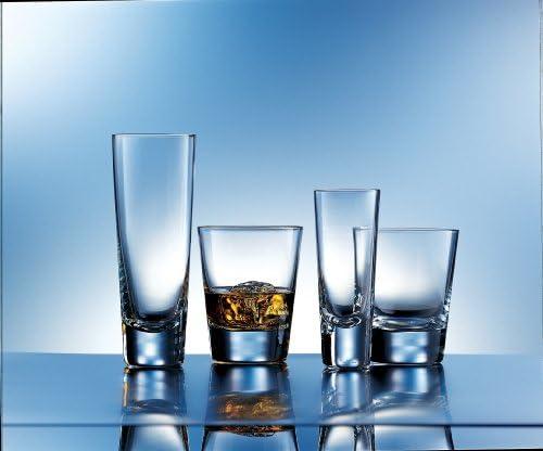 Amazon Com Schott Zwiesel Tritan Crystal Glass Tossa Barware Collection Shot Glass 2 7 Ounce Set Of 6 Kitchen Dining