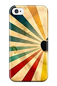 iphone covers 4/4s Scratch-proof Protection Case Cover For Iphone/ Hot Retro Phone Case