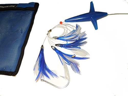 THER WITH BIRD FISHING LURE (Daisy Bird Chain)