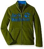 Jack Wolfskin Vargen Jacket, Cypress Green, Size164(13-14)