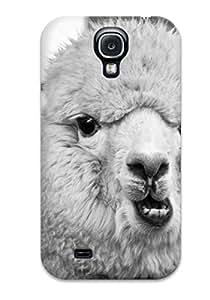 New Alpaca X 3 Tpu Skin Case Compatible With Galaxy S4