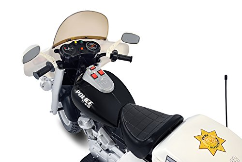 12V Police Motorcycle by National Products (Image #2)