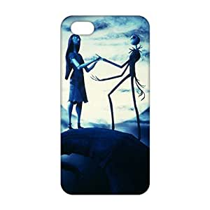 3D Case Cover Halloween NightMare Before Christmas Phone Case for iPhone 6 4.7