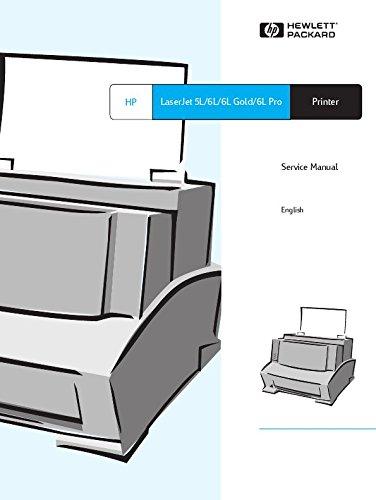 - HP C3990-90991 LaserJet 5L and 6L service manual