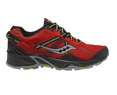 saucony grid terrain men's running shoes