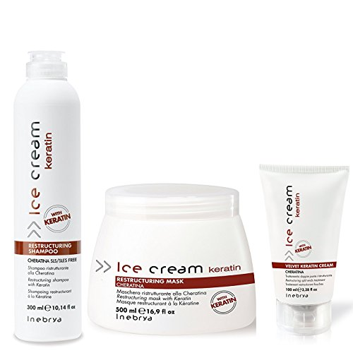 ice cream keratin
