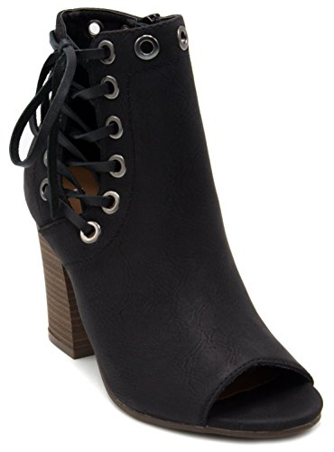 women s onder lace up ankle boot