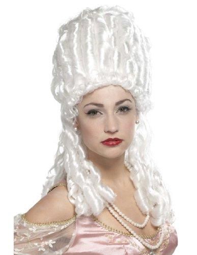 Marie Antoinette Costumes Wig (WIG MARIE ANTOINETTE PLATINUM)