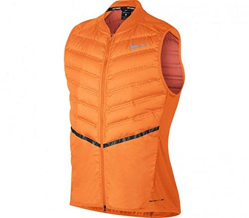 Nike Mens Aeroloft Running Vest Large