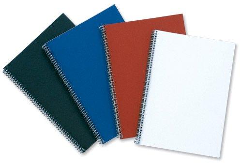 LinenWeave Umschlagmaterial 100 St/ück A4 blau
