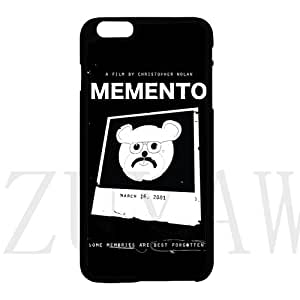 Memento signed HD image phone cases for iPhone 6