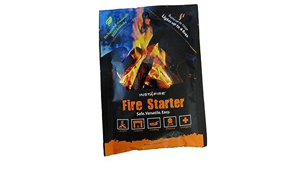 InstaFire Charcoal Starter 2 PACK Nonvolatile