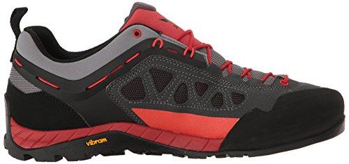 Salewa Uomini Ms Firetail 3 Trekking- E Scarpe Da Trekking Grigio (magnete / Papavero 0673)
