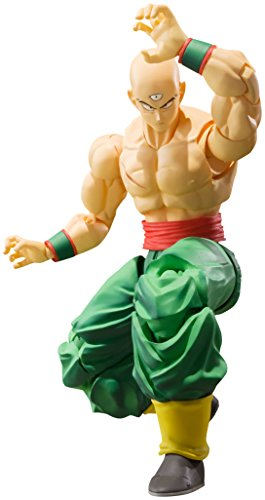 Bandai Tamashii Nations S.H Figuarts Tien Shinhan Dragon Ball Z Action Figure