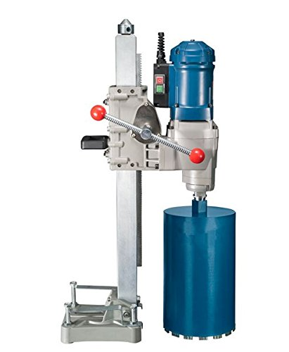 GOWE 250mm Diamond Core Drill With Water Source(Vertical) 3500w High Power Diamond Drill Two Speed (Excluding Diamond Drill Bits) Review