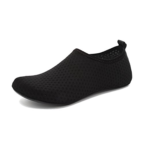 Xuehua Quick Drying Water Sport Barefoot for Aqua On Women's Kids Slip BlanKey Black Exercises Men's Shoes Water Z0qxY7