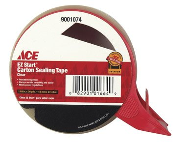 - Ez Start Carton Sealing Tape Henkel Tape 50-9001074 082901016649