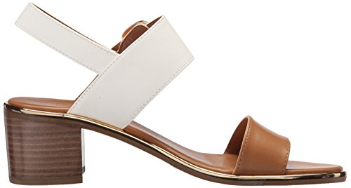 Tommy Hilfiger Women's Katz Heeled Sandal White NWD9oR