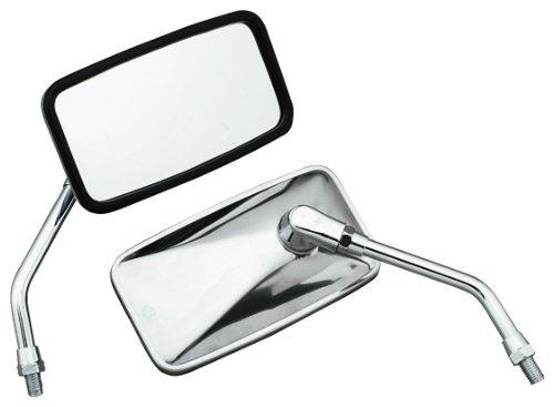 BikeMaster Stainless Mirror (Reverse -
