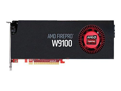 41e49ZZYnfL - AMD FirePro W9100 Graphics card - 32GB GDDR5, Black (100-505989)