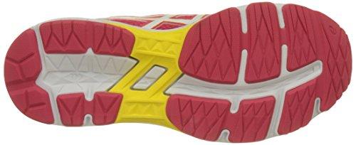 40 Scarpe Gt Asics Gs Unisex rouge 1000 Red 6 Rosso vibrant Yellow Eu bambini Running white 16qdIqr