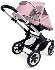 Bugaboo Buffalo Breezy Sun Canopy, Soft Pink