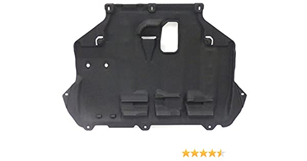 Amazon.com: 2012-2014 Ford Focus Engine Under Cover Splash Shield Air Mud Deflector OEM: Automotive
