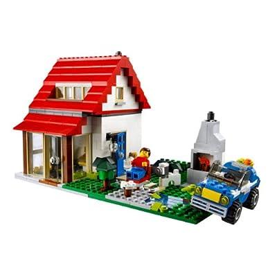 LEGO Creator Limited Edition Set #5771 Hillside House: Toys & Games