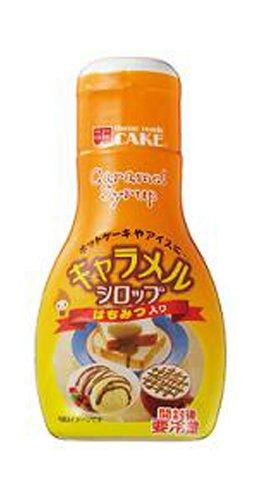 160gX6 this caramel syrup
