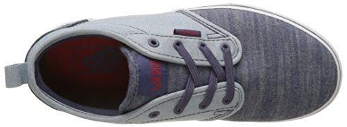 Vans Yt Atwood Slip-On, Zapatillas para Niños Azul (Chambray)