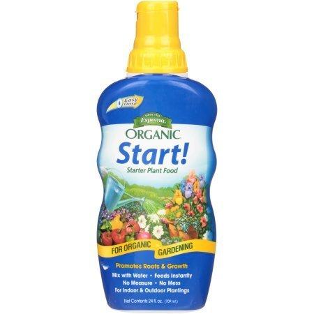 Espoma Organic Start! Starter Plant Food 24 fl oz Bottle - 1 Pack