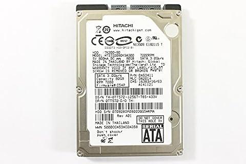 Dell TT572 HTS722080K9A300 2.5