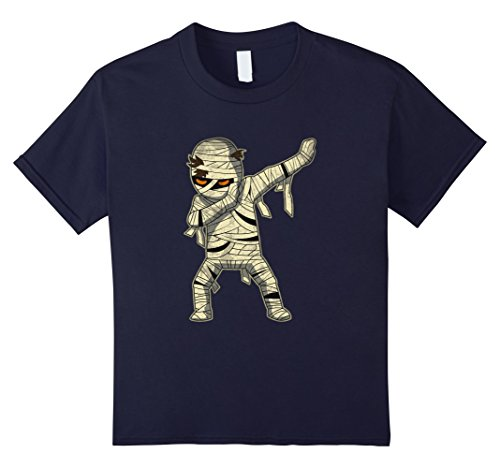 Kids Mummy - Dab - 2017 Halloween Costume - Halloween Shirt 12 (2017 Best Guy Halloween Costumes)