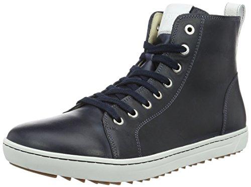 Birkenstock Bartlett Herren, Zapatillas Altas para Hombre Azul (Navy)