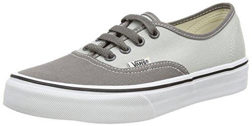 Vans Authentic, Zapatillas Unisex Adulto Negro (2-Tone - Pewter/High-Rise)