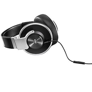 AKG K 551 slv - Auriculares de diadema cerrados (con micrófono, control remoto integrado