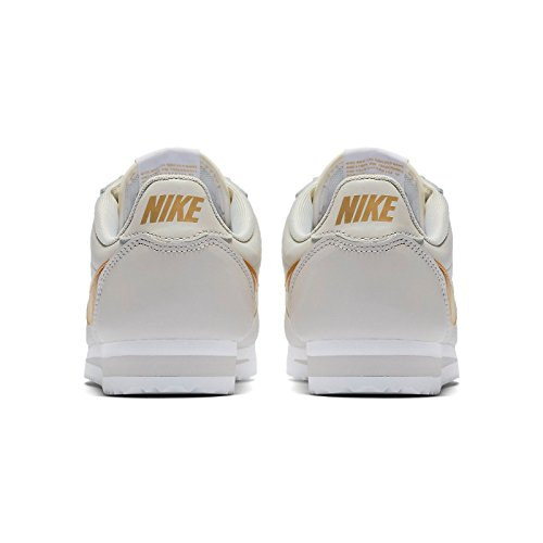 Nike Air Max Capitivate Para Mujer (stealth / Sunburst / Antracita / Atomic Green) Light Bone / Metallic Gold-white