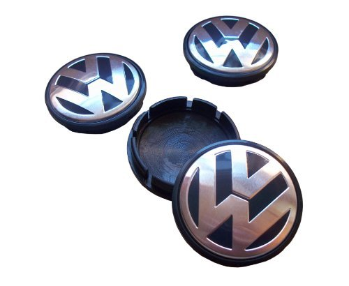 VW New Beetle Gol Golf Polo Hubcap Wheel Center Caps 1J0601171 1J0 601 171 (Set of 4 pieces) (Vw Old Beetle)