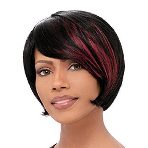 SENSATIONNEL Bump Wig - VOGUE CROP- Color #1 - Jet Black ...