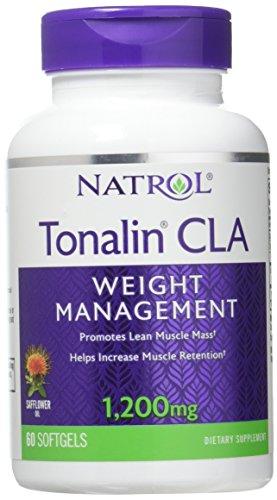 Natrol Tonalin CLA 1,200mg Softgels, 60 (Natrol Tonalin Cla)