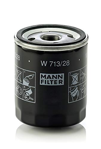 Originele MANN-FILTER W 713/28 – smeerolieverwisselfilter – voor auto's