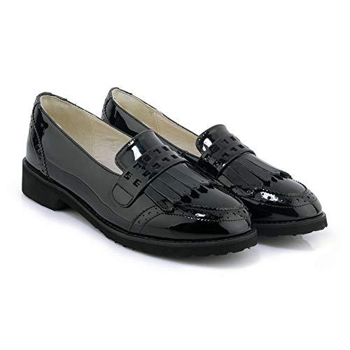 36 Noir 5 BalaMasa Femme Noir EU Sandales APL10873 Compensées nAxzqfBw