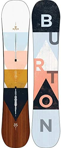 Burton Yeasayer Flying V Snowboard Womens