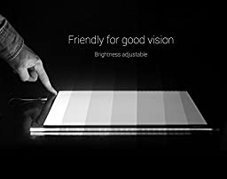 Parblo A4S LED Light Pad Ultra-thin USB Power 2000lux Tracing light box Light Pad for Artcraft Tracing