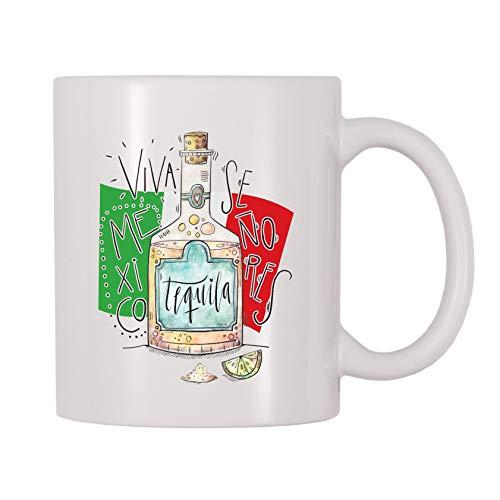 4 All Times Viva Mexico Coffee Mug (11 oz)