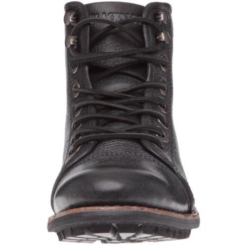 Blackstone Heren Am12 Veterschoen Zwart