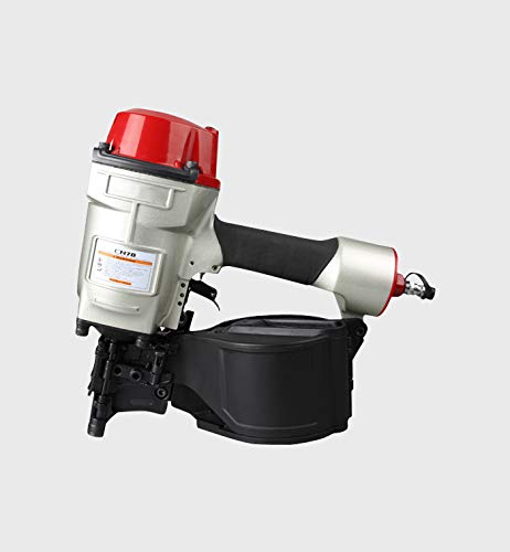 Whirlwind USA Coil Roofing Nailer WHCN701-3/4″ to 2-3/4″ Heavy Duty Lightweight Nail Gun