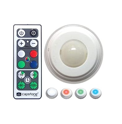 Hoover Multi-Color LED Accent Lights with Remote Control (5 pack)