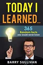 TIL- Today I Learned -  365 Random Facts you would never know